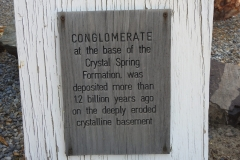 Conglomerate sign