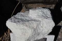 Crystal Spring Formation Rock - Commercial talc