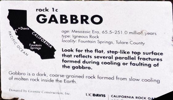 gabbro-description